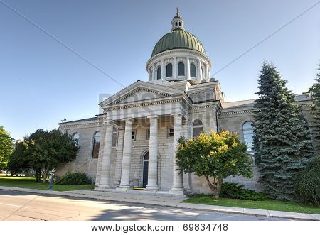 St. George's Cathedral, Kingston, Ontario, Canada