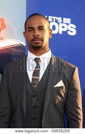 LOS ANGELES - AUG 7:  Damon Wayans Jr at the