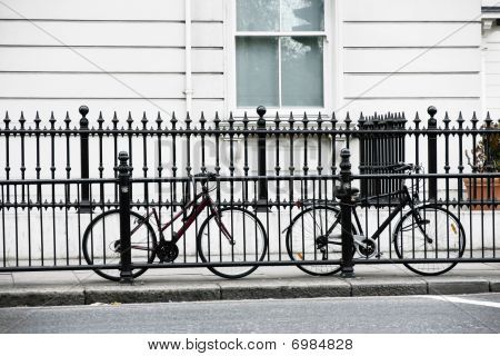 Couple Bicycles