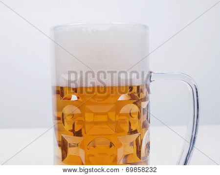 Lager Beer Glass