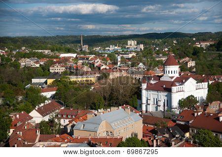 Vilnius Panorama