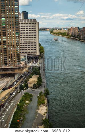 High Rise River View