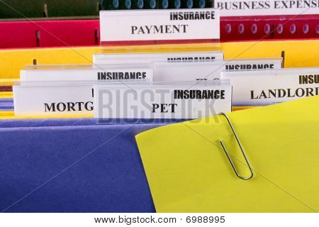 Documents For Insurance