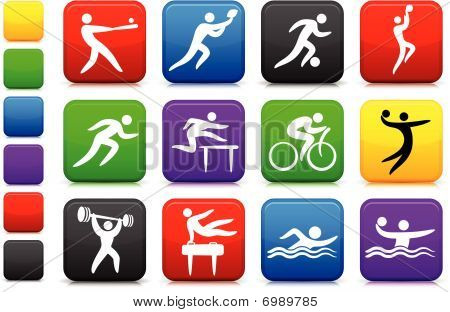 Sport Symbol collection