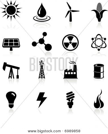 Environmental Icons Set