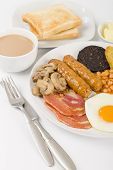 picture of hash  - Full English Breakfast  - JPG