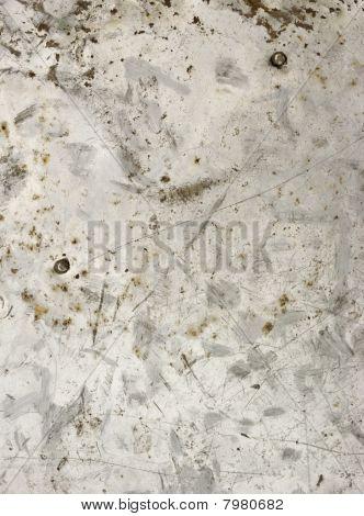 Foto der Textur rostige Metall