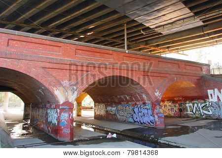Under The Bridge, Storm Drain