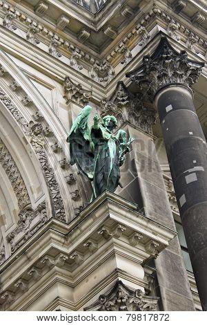 Sculpture Of Angel