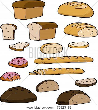 Set Bread