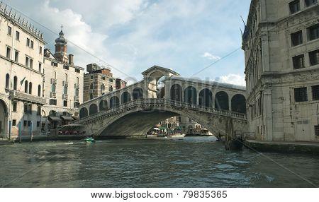 Venice. Rialto