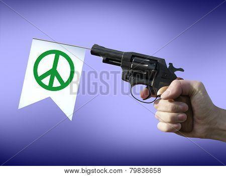 revolver peace