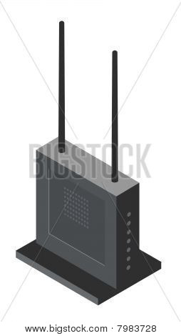 Generic router or cable modem