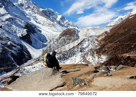 Larke Pass, Nepal