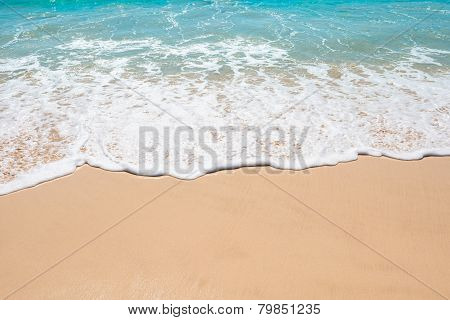 Clear Water In Chaves Beach Praia De Chaves In Boavista Cape Verde - Cabo Verde
