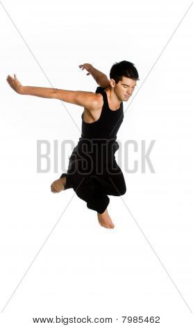 Athletic Mann