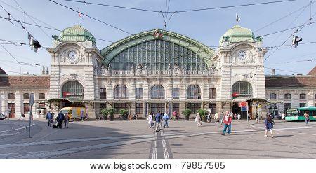 Basel Railway Station