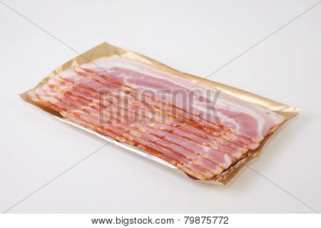 Bacon Slices On The Package