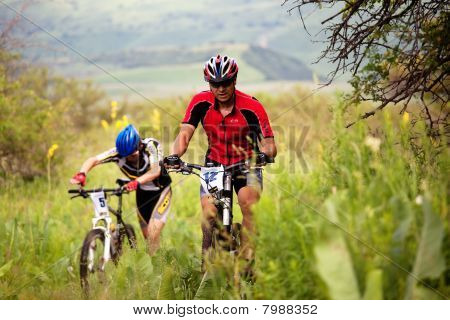 Summer Mountain Bike Competition