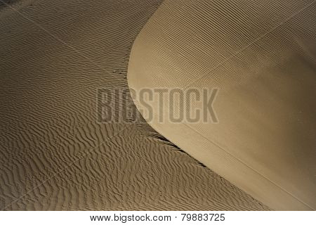 Sand Dune in Nubra Valley