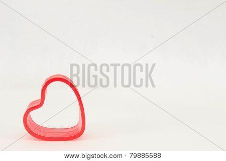Solo spring heart