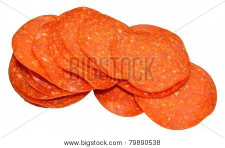Pepperoni Meat Slices