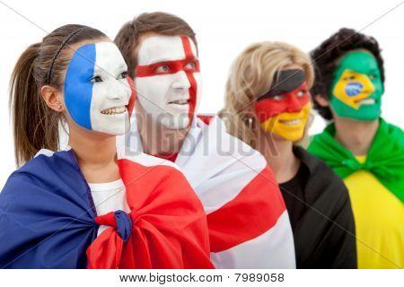 Grupo patriótico del pueblo
