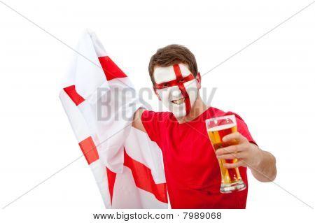 Patriotic English Man