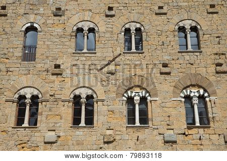 Detail Of Ancient Architecture