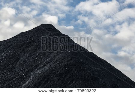 Mountain Of Coal
