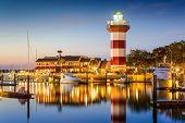 pic of lighthouse  - Hilton Head - JPG