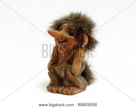 Norwegian Troll Figurine