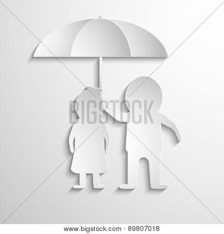 Together Under Umbrella