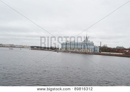 Nakhimov Naval School.