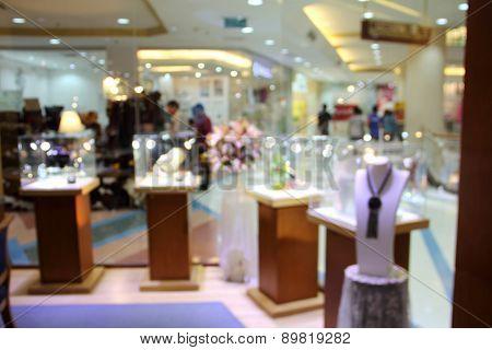 Blur  Jewellery Store