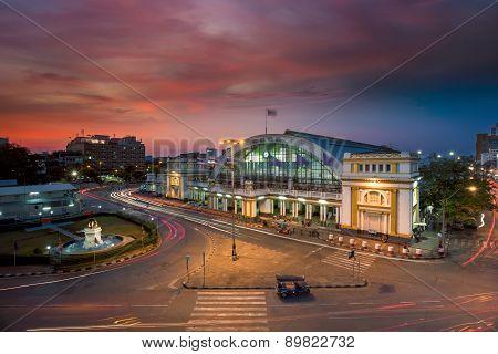 Lamphong Railway Station