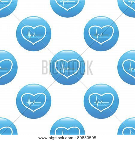 Beating heart sign pattern