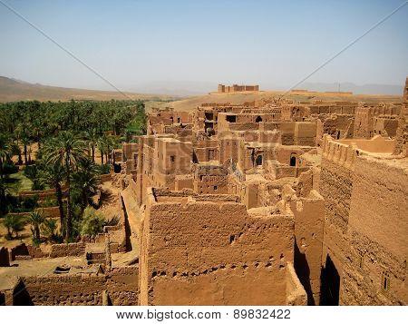 Kasbah des Caids (Morocco)
