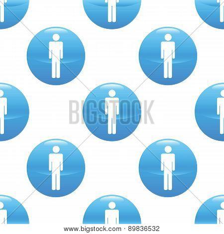 Man sign pattern