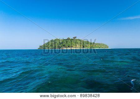 Blue Atoll Exotic Getaway