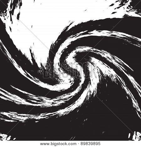 Texture Horizontal Wavy Grunge