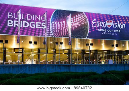 Eurovision Song Contest 2015 In Vienna, Famous European Music Competition In The Wiener Stadthalle