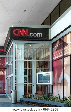 Cnn Building Exterior
