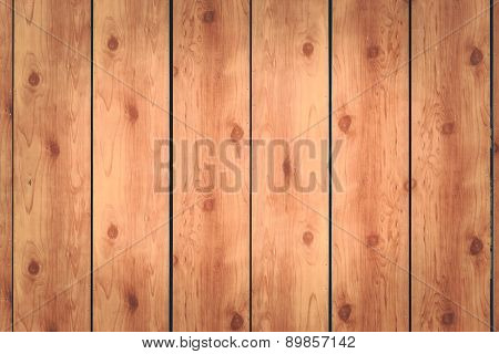 Old Brown Wood Texture And Background