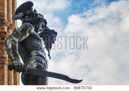 Statue of Perseus, Florence