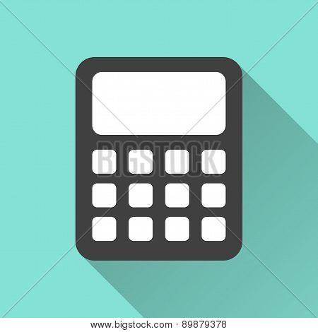 Calculator - vector icon