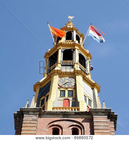 King's day.Groningen