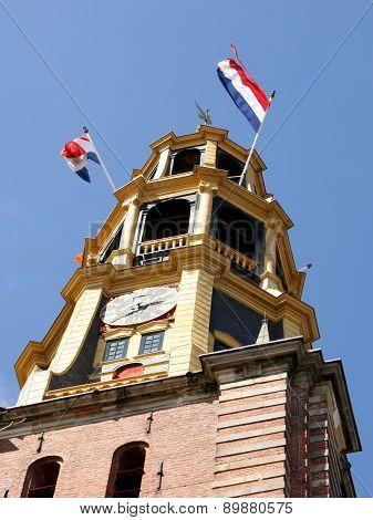 King's day. Groningen