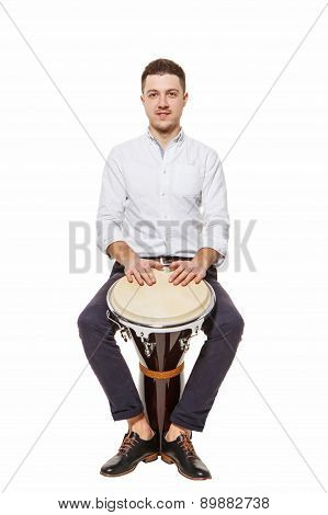 Guy With The Djembe