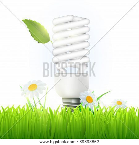 Vector Energy Saving Lamp